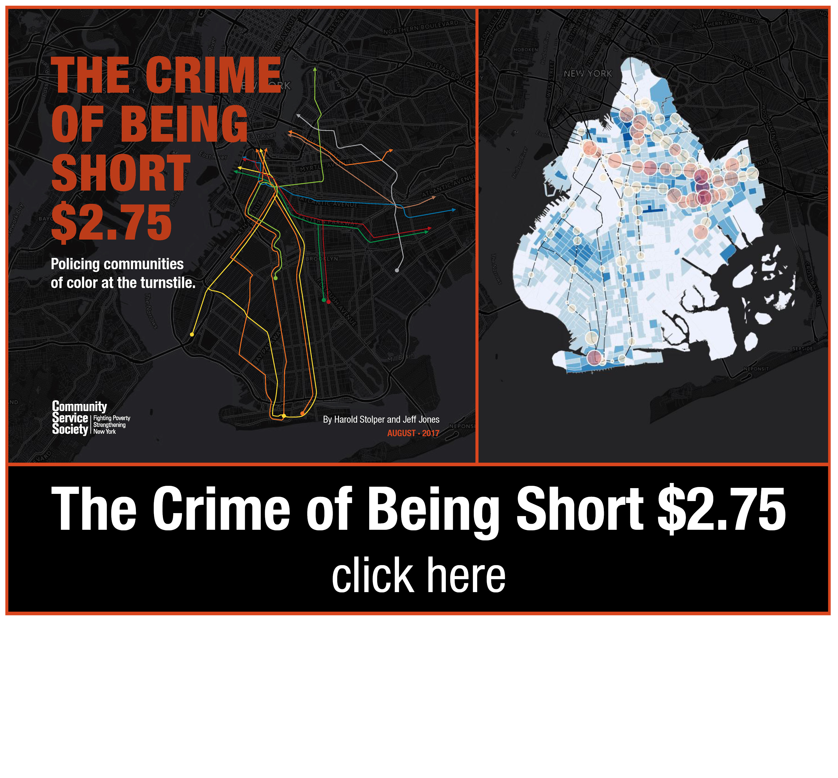 The Crime of Being Short $2.75