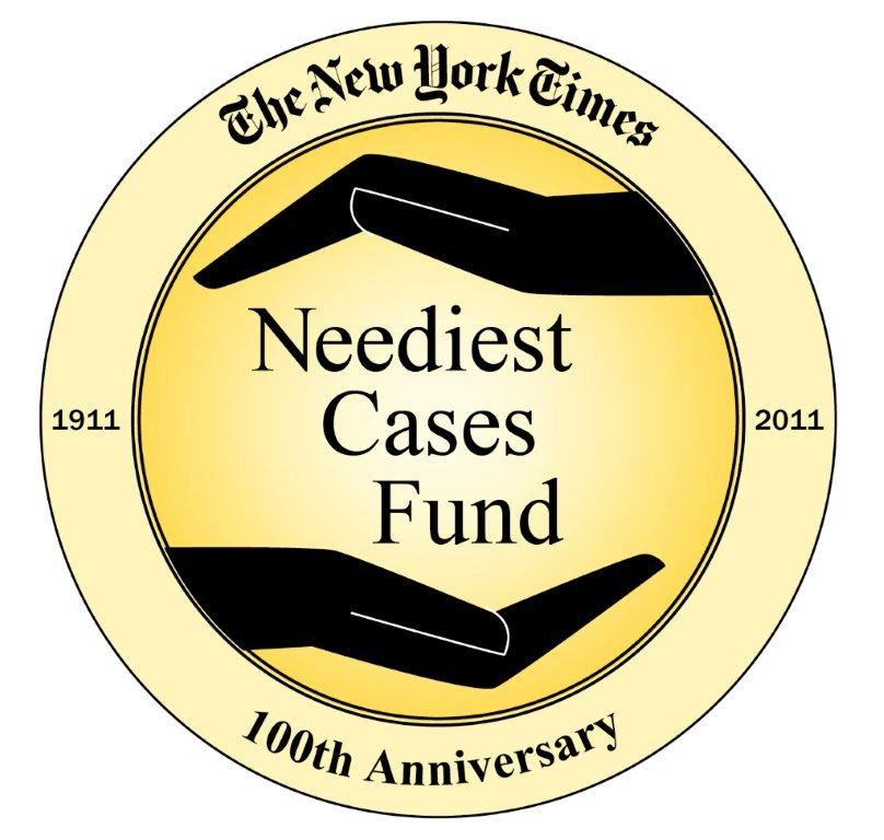 New York Times Neediest Cases