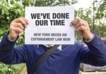 Campaign to create a criminal record expungement law for New York.